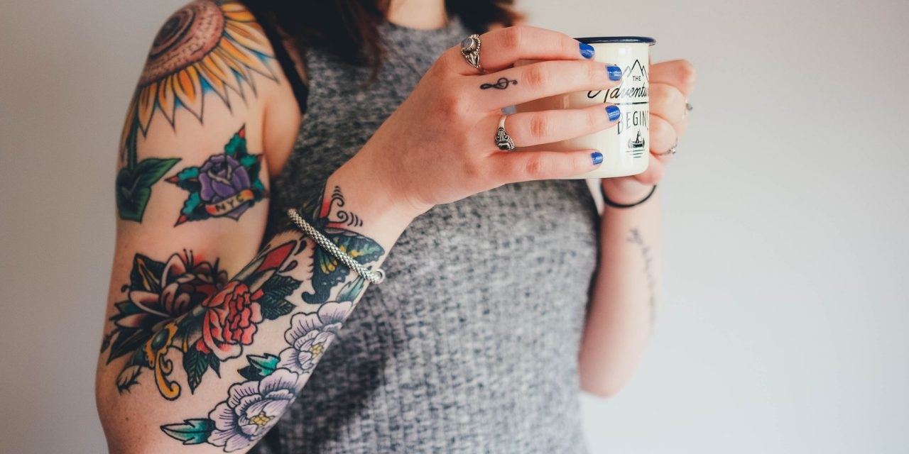 So Your Teen Wants A Tattoo? Here's What Pediatricians Want You To Know