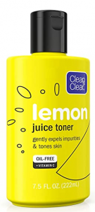 Clean & Clear Lemon Juice Skin Lightener
