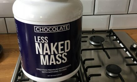 Chocolate Less Naked Mass Review