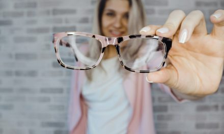 Prone To Acne Around Your Frames? Here's What To Do